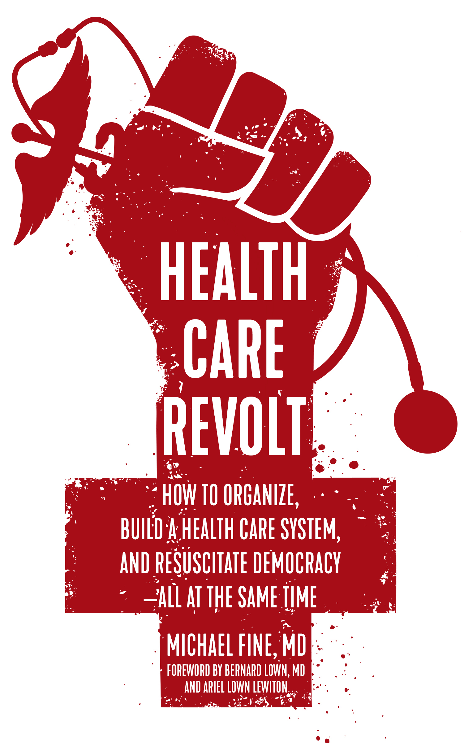 Health Care Revolt book cover